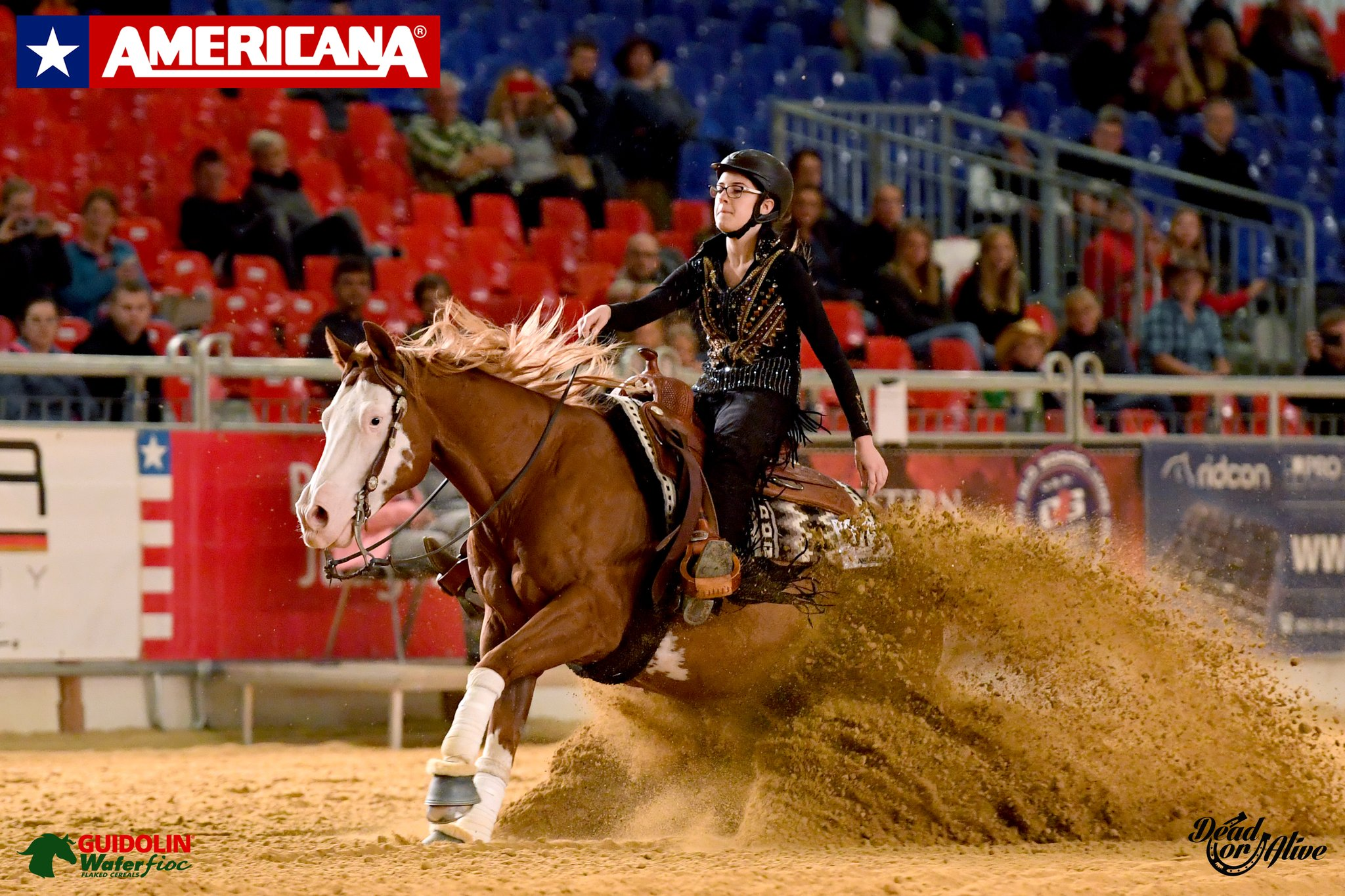 Americana Number 1 Western Horse Show In Europe